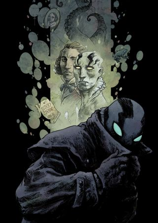 Abe Sapien: Dark and Terrible