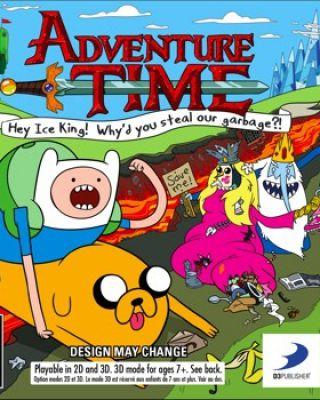Adventure Time: Hey Ice King!