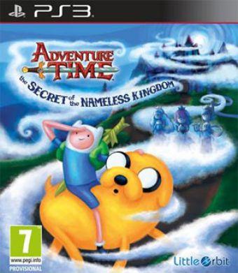 Adventure Time: Il Segreto del Regno Senzanome