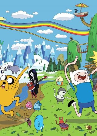 Adventure Time - Stagione 8