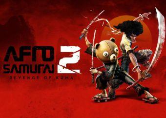 Afro Samurai 2: Revenge of Kuma