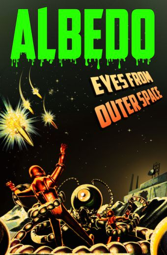 Albedo Eyes from Outer Space