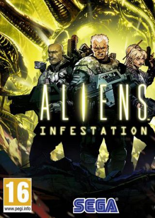 Aliens Infestation