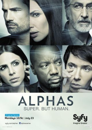 Alphas - Stagione 2