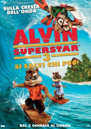 Alvin Superstar 3 - Si salvi chi può