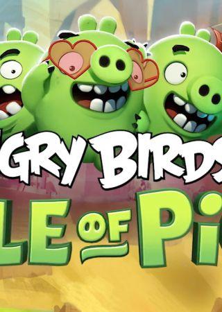 Angry Bird AR: Isle of Pigs
