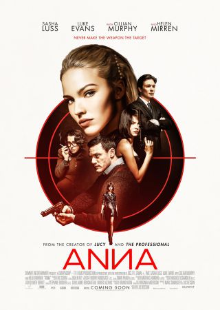 Anna - Luc Besson Movie