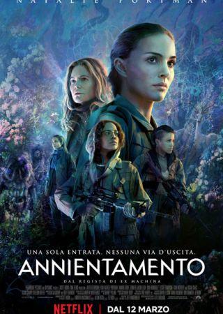 Annihilation film