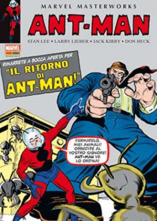 Ant-Man: Marvel Masterworks