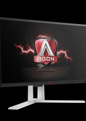 AOC AGON AG271QX: monitor gaming 27' QHD e 144 Hz con FreeSync