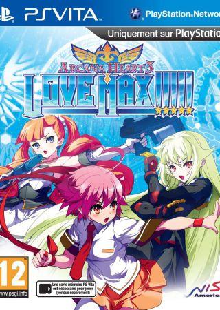Arcana Heart 3 Love Max