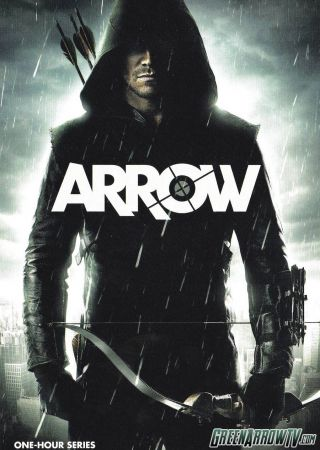 Arrow - Stagione 1