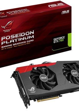 ASUS GTX 780 Poseidon Platinum