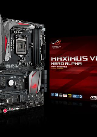ASUS ROG Maximus VIII Hero Alpha
