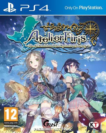 Atelier Firis: Alchemist of the Mysterious Journey