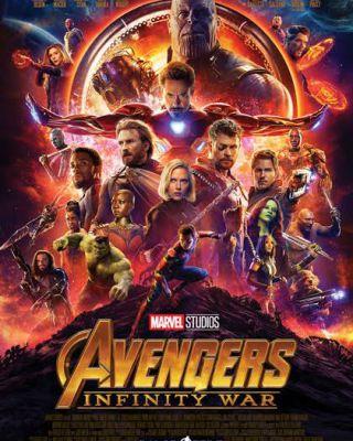 Avengers: Infinity War Parte I