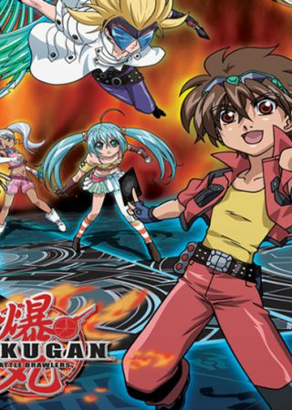 Bakugan Battle Brawlers: I Difensori della Terra
