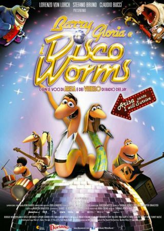 Barry, Gloria e i Disco Worms