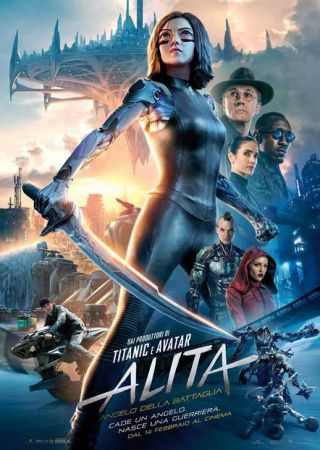 Battle Angel Alita - The Movie