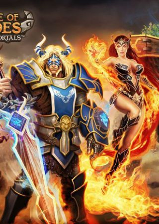 Battle of Heroes Land of Immortals