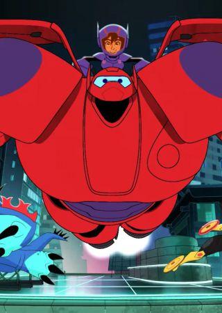 Big Hero 6 - La Serie