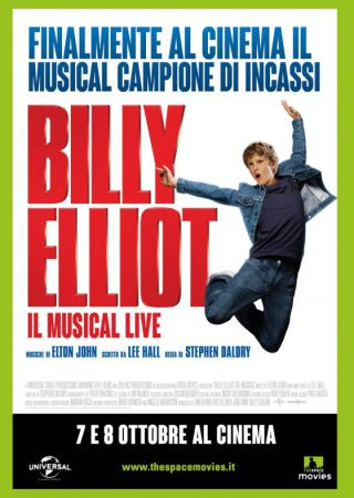 Billy Elliot - Il musical live