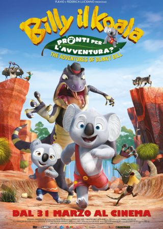 Billy il Koala - The Adventures of Blinky Bill