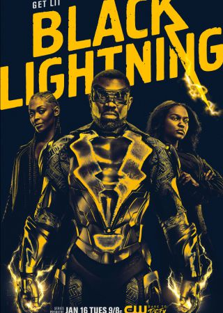Black Lightning - Stagione 1