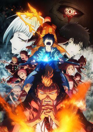 Blue Exorcist Kyoto Saga