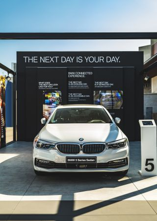 BMW Mobile World Congress 2018