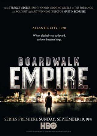 Boardwalk Empire - Stagione 1