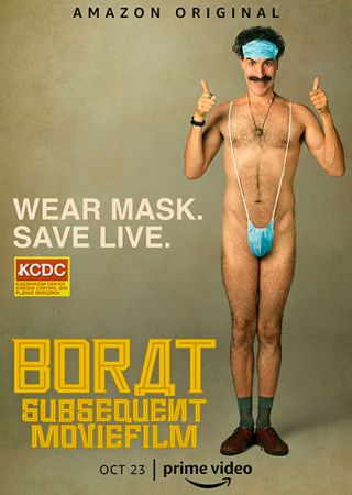 Borat - Seguito di film
