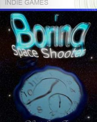 Boring Space Shooter