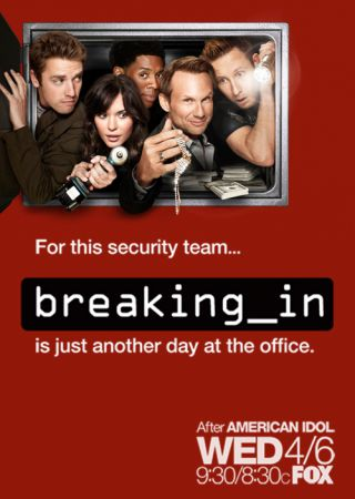 Breaking In - Stagione 1