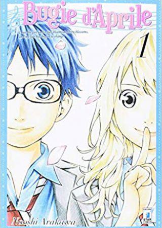 Bugie d'Aprile (manga)