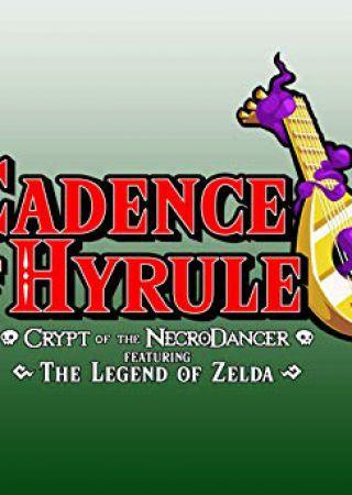 Cadence of Hyrule Crypt of the NecroDancer