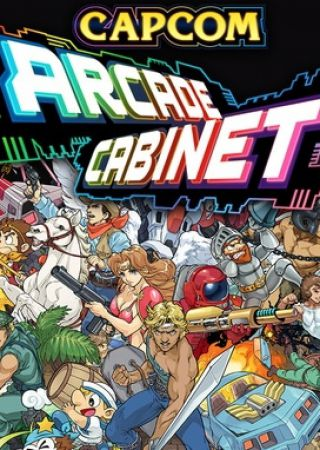 Capcom Arcade Cabinet: Retro Game Collection