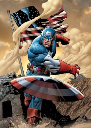 Capitan America (Marvel Comics)