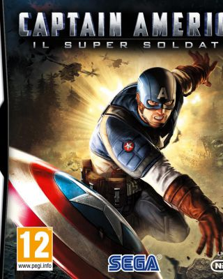Captain America: Il Super Soldato