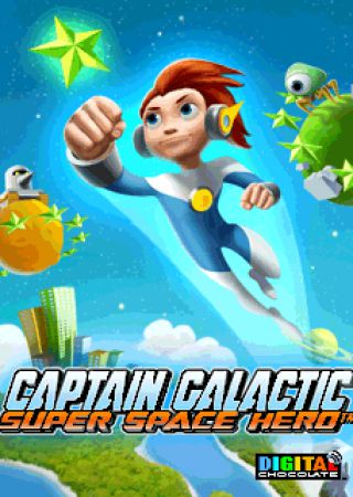 Captain Galactic: Super Space Hero