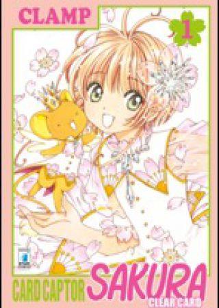 Card Captor Sakura Clear Card