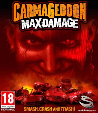 Carmageddon Max Damage - CODEX FULL İndir