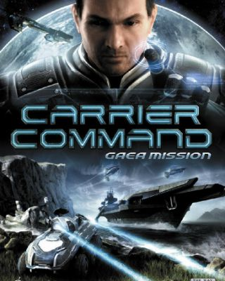 Carrier Comand Gaea Mission