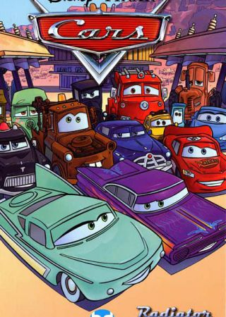 Cars - Radiator Springs