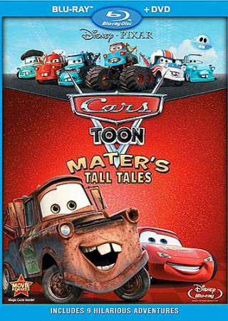Cars Toon - Le Incredibili Storie Di Carl Attrezzi