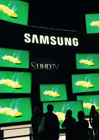 CES 2015: la conferenza Samsung