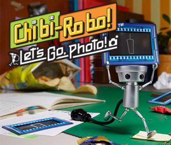 Chibi-Robo! Let's Go, Photo!