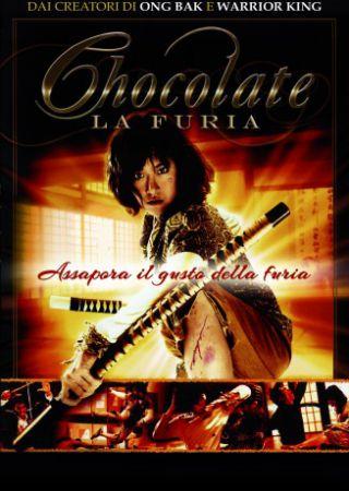 Chocolate - La furia