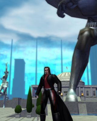 City of Heroes Issue 12: Midnight Hour