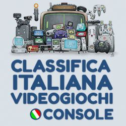 Classifica Italiana Videogiochi Console
